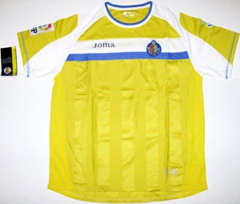 Joma Getafe Mens SS Third Shirt 2007/08 Image