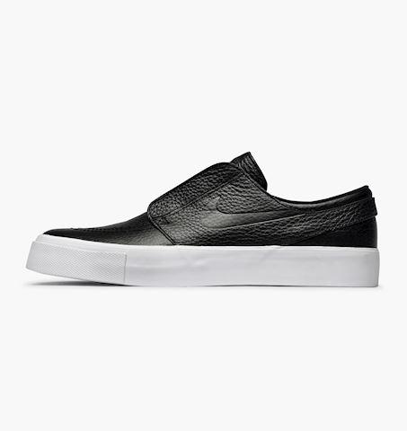 Nike SB Zoom Janoski HT Slip-on Men's Skateboarding Shoe - Black Image