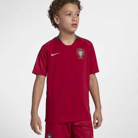 57ba872e13e Nike Portugal Kids SS Home Shirt 2018 Image