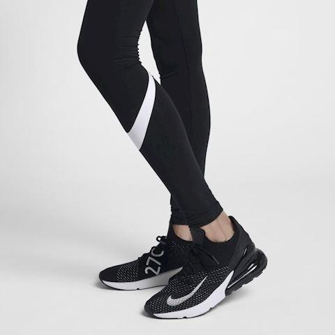 Nike Sportswear Club Women's High-Rise Leggings - Black Image 4