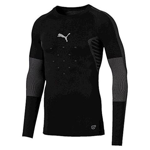 Puma Football Bodywear Men's Baselayer Long Sleeve Image 2