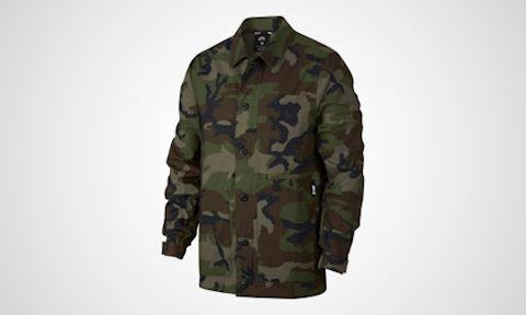 Nike SB Dri-FIT Flex Men's Camo Jacket - Olive Image