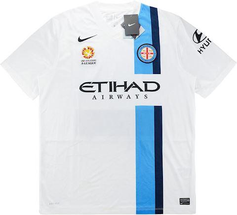 Nike Melbourne City Mens SS Home Shirt 2014/15 Image