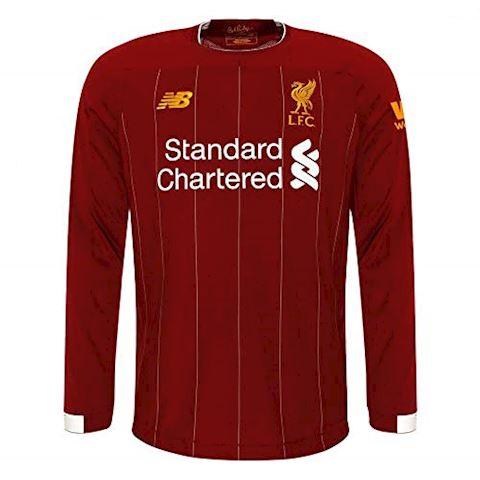 dcd3dcf1 New Balance Liverpool Kids LS Home Shirt 2019/20 | JT930005 | FOOTY.COM