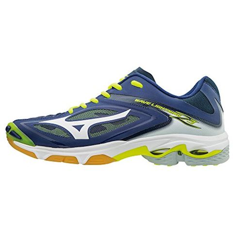Mizuno  WAVE LIGHTNING Z4  men's Indoor Sports Trainers (Shoes) in Blue Image