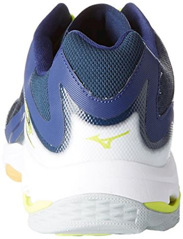 Mizuno  WAVE LIGHTNING Z4  men's Indoor Sports Trainers (Shoes) in Blue Image 3