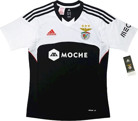 buy online 2cd09 a2d59 adidas Benfica Kids SS Away Shirt 2013/14
