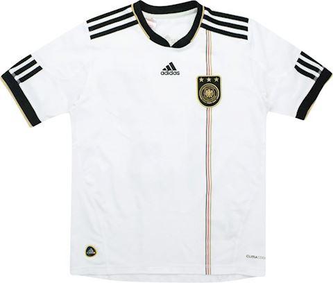adidas Germany Kids SS Home Shirt 2010 Image 2