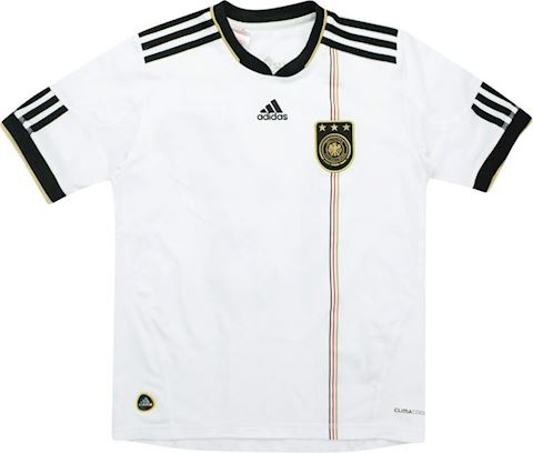 adidas Germany Kids SS Home Shirt 2010 Image 3