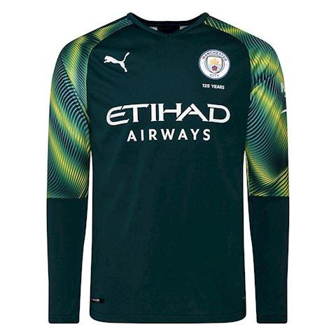 on sale a08f5 3fac9 Puma Manchester City Mens LS Goalkeeper Home Shirt 2019/20