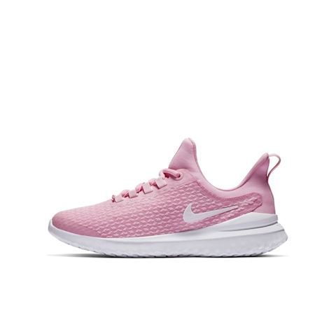 Nike Renew Rival Older Kids' Running Shoe - Pink Image