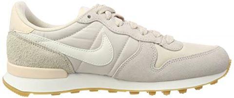 Nike Internationalist Women's Shoe - Cream Image 6