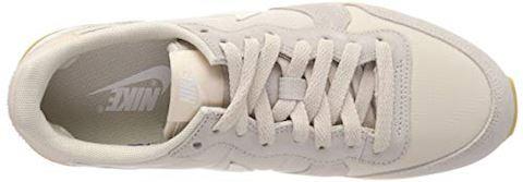 Nike Internationalist Women's Shoe - Cream Image 7