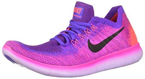 size 40 1fb9c 0888e Nike Free RN Flyknit 2017 Women's Running Shoe - Pink
