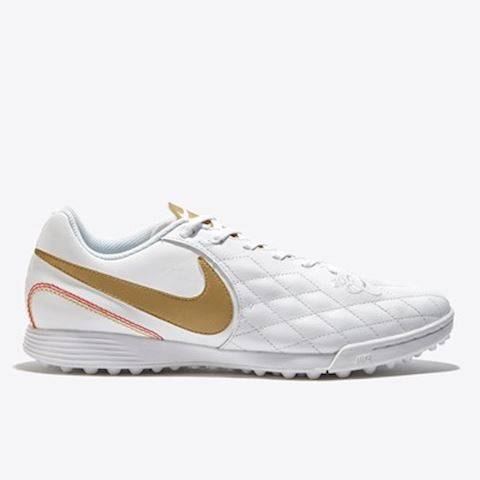 hot sale online a7474 7d9b7 Nike TiempoX Legend VII Academy 10R Turf Football Shoe - White