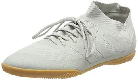 ee16c9bf214 adidas Nemeziz Tango 18.3 IN Spectral Mode - Silver White Kids Image