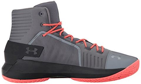 Under Armour Men's UA Drive 4 Basketball Shoes Image 7