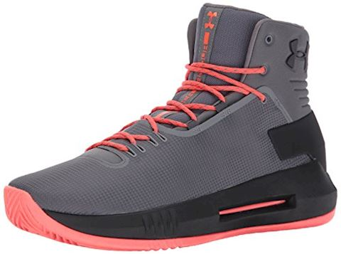 Under Armour Men's UA Drive 4 Basketball Shoes Image 9