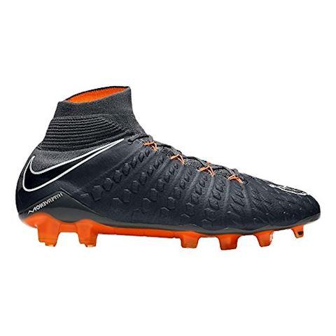 Nike Hypervenom Phantom III Elite Dynamic Fit FG Firm-Ground Football Boot - Grey Image
