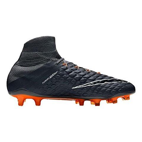 Nike Hypervenom Phantom III Elite Dynamic Fit FG Firm-Ground Football Boot - Grey Image 2