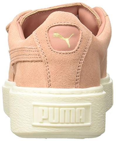 Puma Suede Platform Big Strap Women's Trainers Image 2