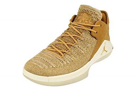 Nike Air Jordan XXXII Low Men's Basketball Shoe - Gold Image