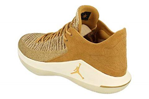 Nike Air Jordan XXXII Low Men's Basketball Shoe - Gold Image 2