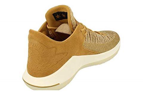 Nike Air Jordan XXXII Low Men's Basketball Shoe - Gold Image 3