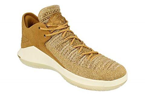 Nike Air Jordan XXXII Low Men's Basketball Shoe - Gold Image 4
