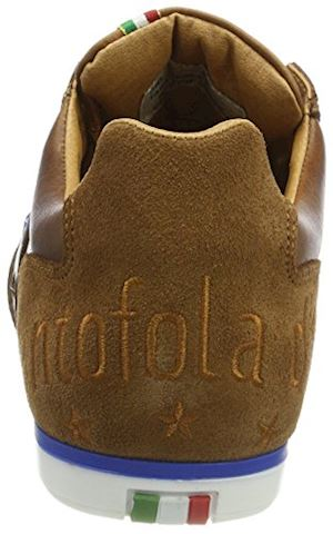 Pantofola d'Oro  IMOLA UOMO LOW  men's Shoes (Trainers) in Brown Image 2