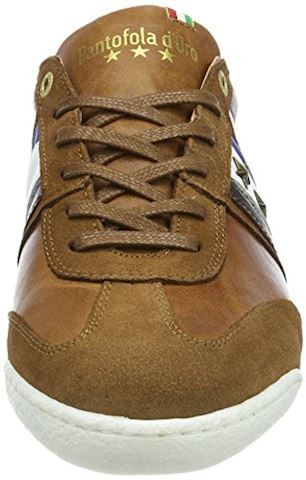 Pantofola d'Oro  IMOLA UOMO LOW  men's Shoes (Trainers) in Brown Image 4