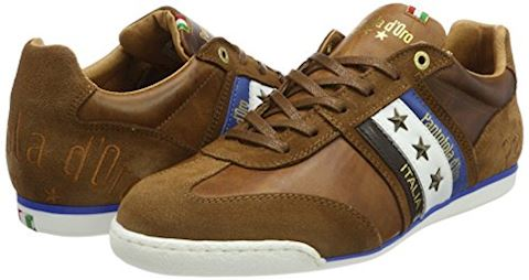 Pantofola d'Oro  IMOLA UOMO LOW  men's Shoes (Trainers) in Brown Image 5