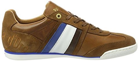 Pantofola d'Oro  IMOLA UOMO LOW  men's Shoes (Trainers) in Brown Image 6