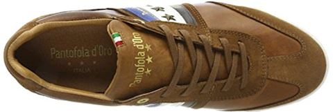 Pantofola d'Oro  IMOLA UOMO LOW  men's Shoes (Trainers) in Brown Image 7