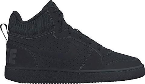 Nike Court Borough Mid Older Kids' Shoe - Black Image