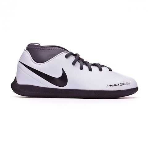 Nike Jr. Phantom Vision Club Dynamic Fit Younger/Older Kids'Indoor/Court Football Shoe - Silver Image