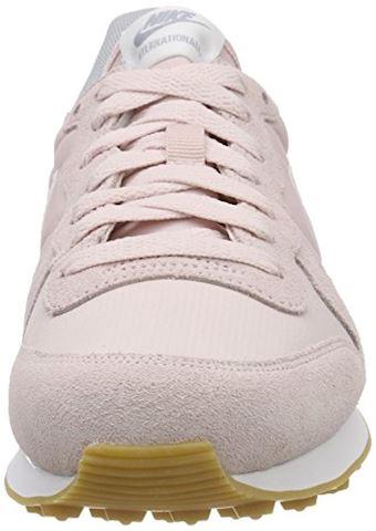 Nike Internationalist Women's Shoe - Pink Image 4
