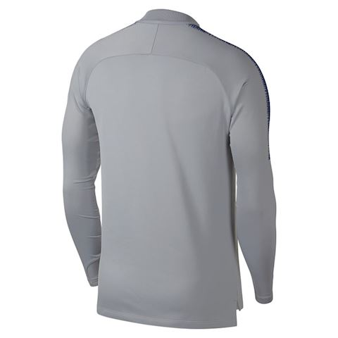 Nike Chelsea FC Dri-FIT Squad Drill Men's Long-Sleeve Football Top - Grey Image 2