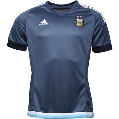 adidas Argentina Mens SS Away Shirt 2015 Image