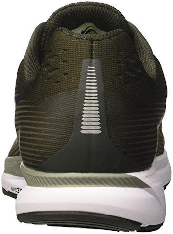 Nike Air Zoom Pegasus 34 Men's Running Shoe - Olive Image 2