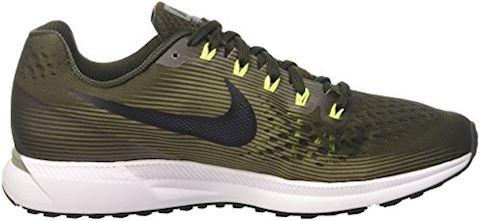 Nike Air Zoom Pegasus 34 Men's Running Shoe - Olive Image 6