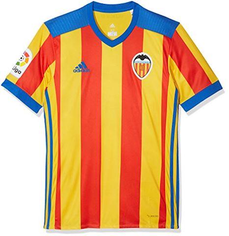 adidas Valencia Mens SS Away Shirt 2017/18 Image