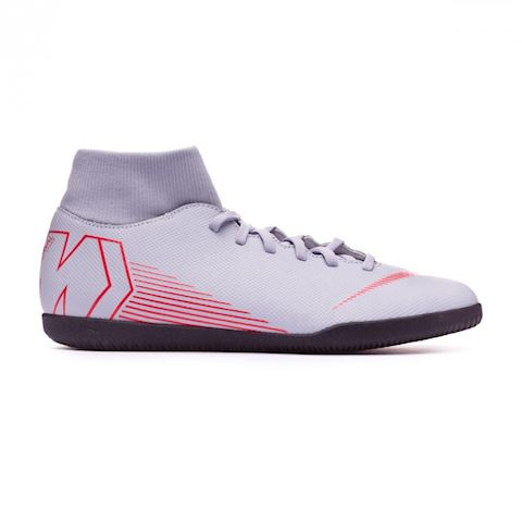 Nike MercurialX Superfly VI Club IC Indoor/Court Football Shoe - Grey
