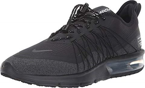 Nike Air Max Sequent 4 Utility Women's Shoe - Black Image