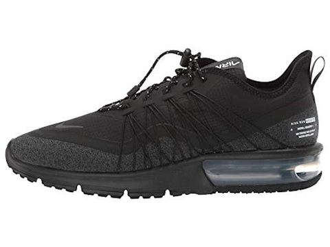 Nike Air Max Sequent 4 Utility Women's Shoe - Black Image 6