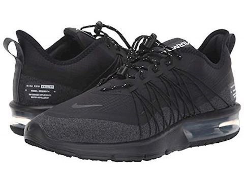 Nike Air Max Sequent 4 Utility Women's Shoe - Black Image 7