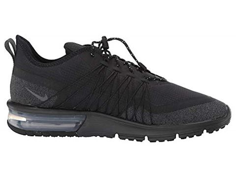 Nike Air Max Sequent 4 Utility Women's Shoe - Black Image 8