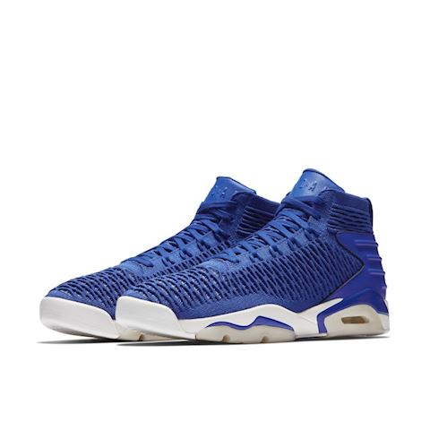 Nike Jordan Flyknit Elevation 23 Men's Shoe - Blue Image 2