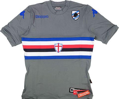 Kappa Sampdoria Mens LS Goalkeeper Home Shirt 2013/14 Image