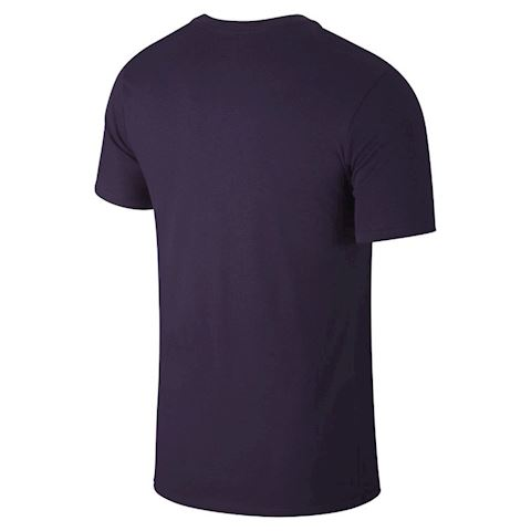 Nike Manchester City FC Crest Men's T-Shirt - Purple Image 2